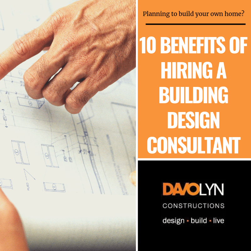 10 Benefits of Hiring a Building Design Consultant