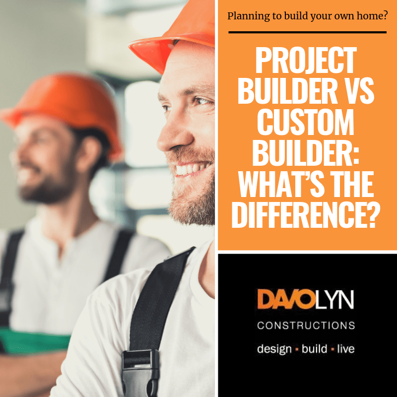 Project Builder VS Custom Builder: What's the Difference?