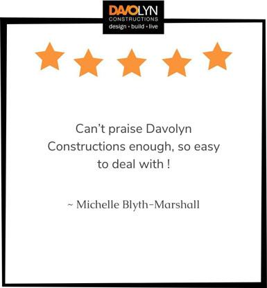 Testimonial - Michelle Blyth-Marshall