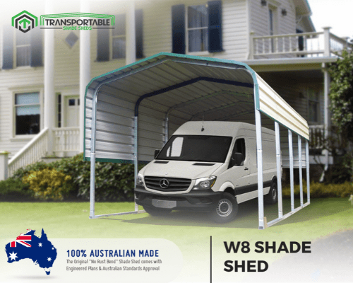 Davolyn Transportable Sheds